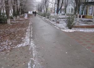 Мороз не хочет отступать от Волгодонска