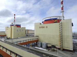 Второй энергоблок Ростовской атомной станции включили в сеть после ремонта