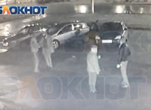 Убийство 26-летнего волгодонца возле «Акварели» попало на видео