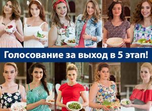 Голосование за выход в V-ый этап проекта «Мисс Блокнот» стартует 16 июня