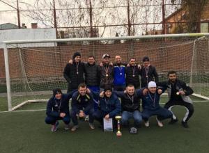 Волгодонский «Олимп» стал обладателем Кубка районов и посвятил победу тренеру Юрию Шилову