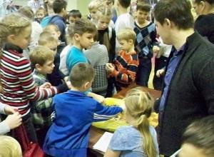Порядка полутора сотен волгодонцев сразились в шахматном турнире за сладкие награды