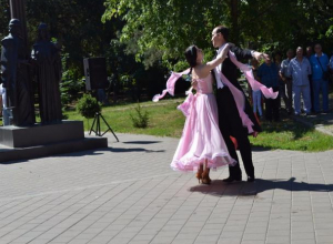 Волгодонск встретил православный «День Валентина»