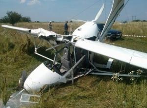 Пилота экстренно госпитализировали после падения «Бекаса» под Зимовниками