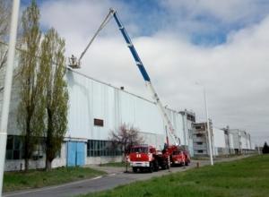 Масштабные пожарные учения прошли на «Атоммаше»