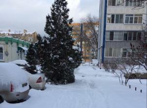 От снега в новогодние каникулы Волгодонск спасали от 10 до 41 единицы техники