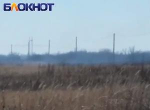 Волгодонск начинает гореть со всех сторон: сезон пожаров набирает обороты