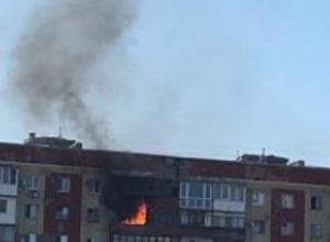 У волгодонца предпенсионного возраста обгорела рука при пожаре в многоквартирном доме на улице Морской
