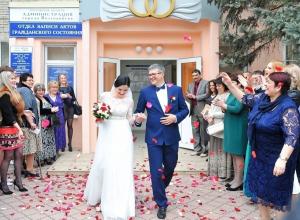Одна из самых завидных невест Волгодонска Анна Ревенко вышла замуж