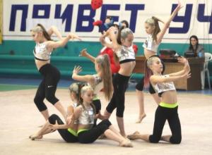 Россыпь наград на соревнованиях «Краса Дона» завоевали юные гимнастки из Волгодонска