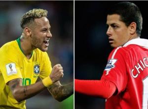 Волгодонские болельщики на большом экране могут посмотреть игру Бразилии и Мексики