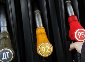Цены на бензин в Волгодонске не изменились за неделю