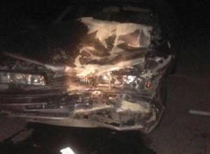 Устроивший массовое ДТП с пострадавшими водитель «Мазды» сбежал