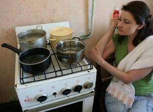 В Волгодонске перед началом отопительного сезона вновь происходят отключения горячей воды