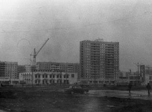 Волгодонск прежде и теперь: окрестности Торгового центра