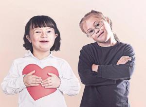 Ефимова откликнулась на кампанию по поддержке детей с синдромом Дауна