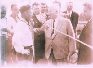 Дубовский район отмечает 90-летие