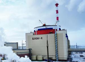 Новый энергоблок Ростовской АЭС остановили на плановый ремонт
