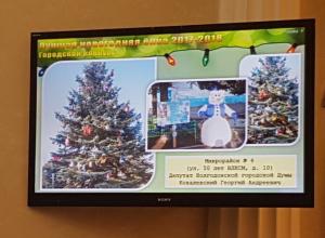 Морские, винтажные, европейские волгодонские елки возглавили новогодний топ