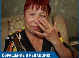 Жители дома №19 по проспекту Курчатова просят Людмилу Ткаченко срочно принять меры в отношении их соседки