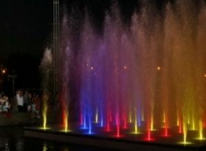 Волгодонцы все лето смогут спасаться от жары возле фонтанов