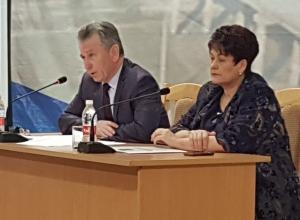 Волгодонск занимает вторые позиции после Ростова по многим показателям в развитии экономики, - Виктор Мельников