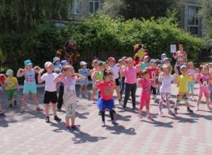 Флешмоб в больнице устроили жители Волгодонска