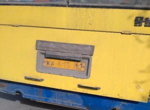 «Мусорка на колесах» возмутила пассажиров общественного транспорта в Волгодонске