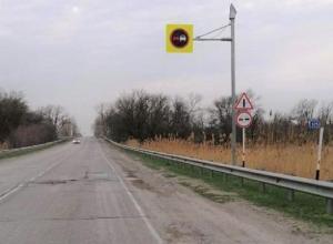 Над трассой Ростов – Волгодонск в целях контроля за водителями запустили беспилотники