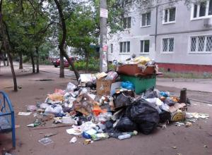 Волгодонск прославился на весь регион своим мусором