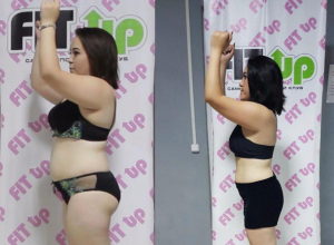 На 8 килограммов похудела Нина Мохова за два месяца участия в проекте «Мамы на Спорте»