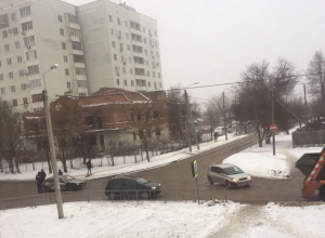 Невнимательность девушки на иномарке привела к ДТП в Волгодонске