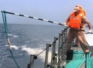 Экипаж корабля «Волгодонск» уверенно лидирует по результатам первого этапа «Кубка моря-2018»