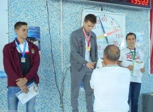 Волгодонские пловцы взяли семь медалей на Чемпионате области