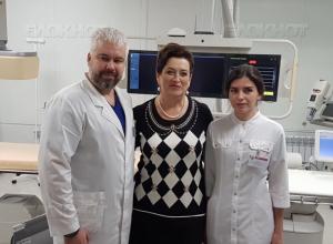Врача из Волгодонска высоко оценили на международном съезде клинических специалистов
