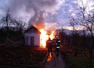 Мужчина сгорел при пожаре в Волгодонске