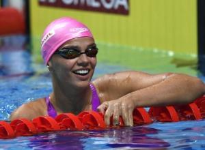 Ефимова вновь одержала победу на этапе «Маре Нострум» во Франции в заплыве на 50 м брассом