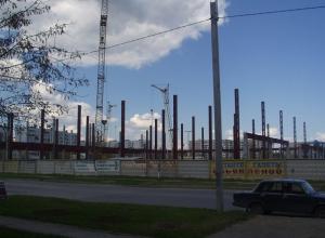 Волгодонск прежде и теперь: большая стройка на Кошевого