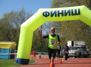 Участник сверхмарафона из Волгодонска пробежал более двухсот километров за сутки
