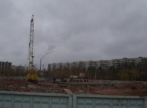 Волгодонск прежде и теперь: строительство самого большого магазина города