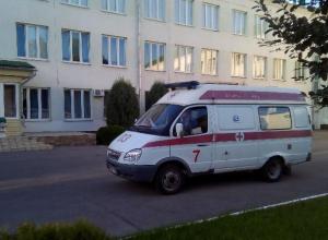 При эвакуации детей в ходе пожара в Школе-интернате №2 Волгодонска пострадала одна из сотрудниц