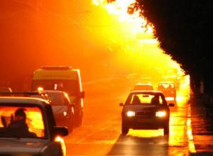 В Волгодонск идет аномальная жара выше 40 градусов