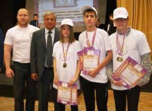 Волгодонцы завоевали девять медалей на Всероссийской спартакиаде для детей-инвалидов