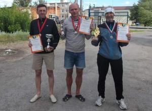 Волгодонец Игорь Краев стал третьим в «Морозовской сотке»