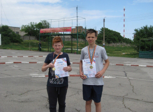 СЮТ Волгодонска снова отличилась на областных соревнованиях