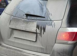 На 500 рублей оштрафуют волгодонцев с грязными номерами на машине