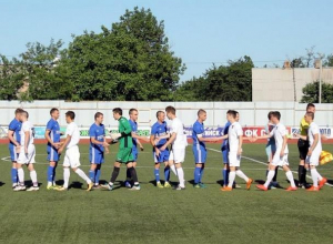 ФК «Волгодонск» сыграл вничью с командой из Новошахтинска и остался на третьем месте