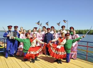 «Казачий Дон» из Волгодонска выступит на  фестивале национальностей  в Севастополе