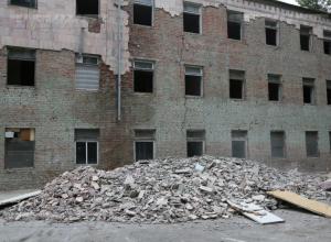Психически больных людей со всего востока области могут перевезти в Волгодонск уже через год