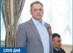 По слухам, директор Департамента городского хозяйства Волгодонска Андрей Захаров уходит в отставку